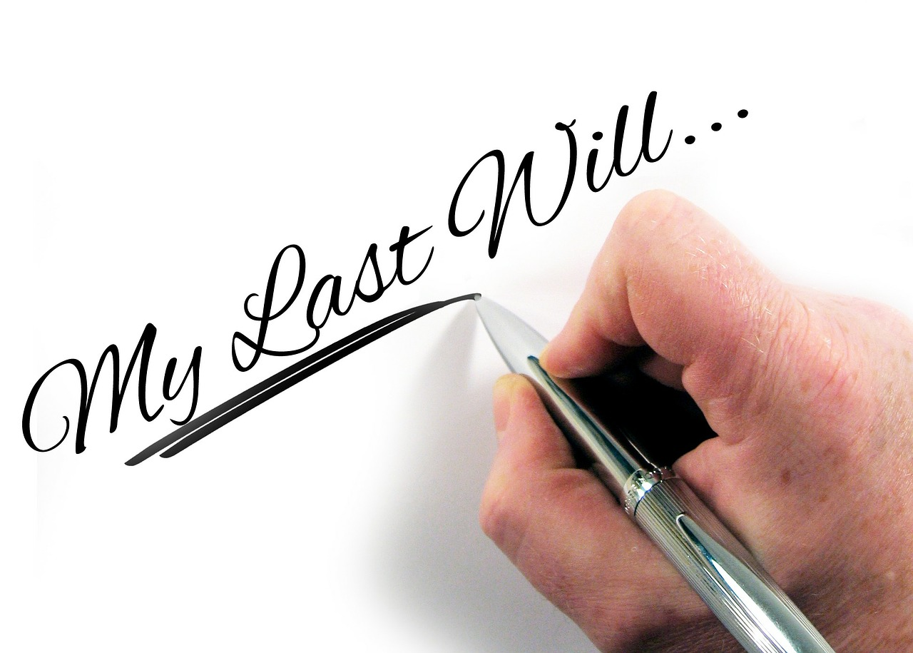 Do I Need To Write A Will